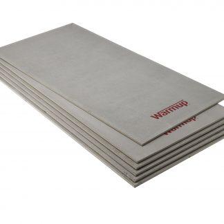 Isolatie elektrische vloerverwarming