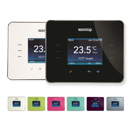 3iE Warmup - Thermostaat elektrische vloerverwarming