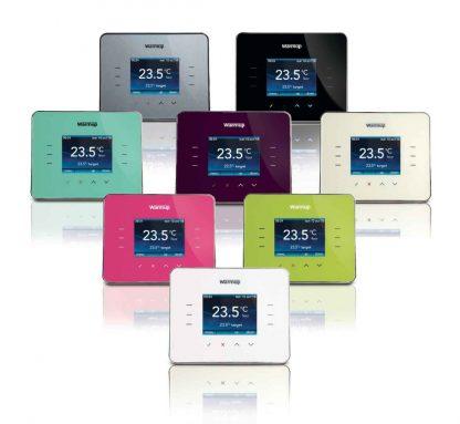 Warm 3iE programmeerbare thermostaat8 kleuren