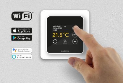 MAGNUM Remote Control slimme WiFi thermostaat MRC app android iphone